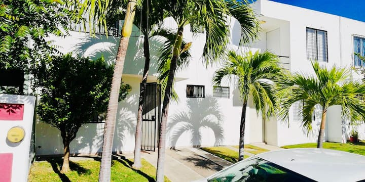 """Casa Blanca"" magnifica casa en Bucerías, Nayarit"