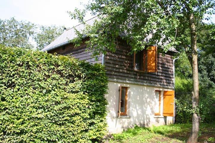Comfortabel vrijstaand huisje - Coingt - House