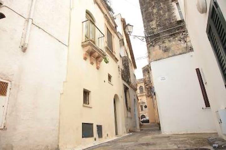 Casa Palazzata del XVIsec. - Tricase - House