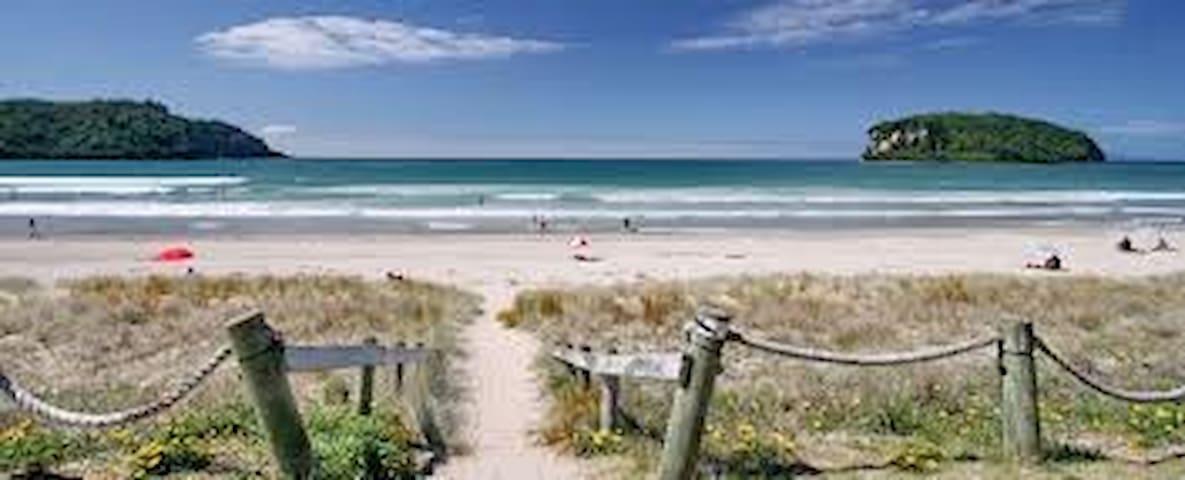 Ocean Blue- Your hub to the Coromandel.