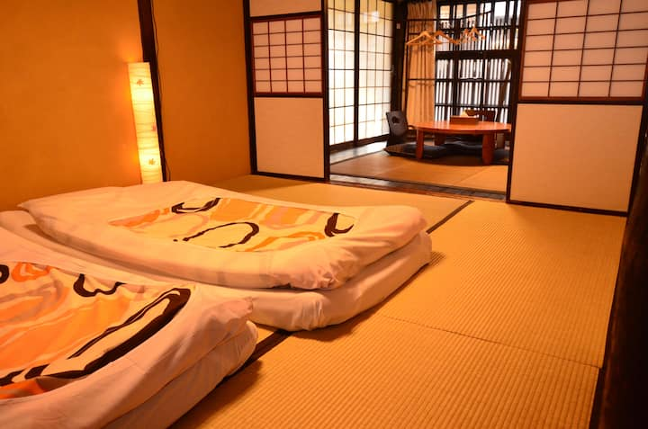 10mins away from Shijo subway Sta (Private Room A)
