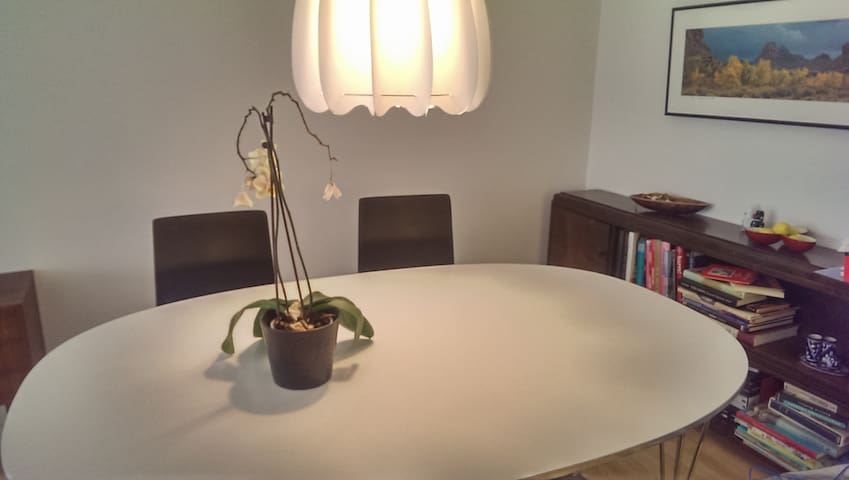 Spacious Apartment close to CPH - Herlev - Apartamento