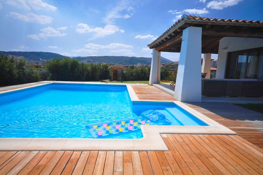 villa capannizza with private pool houses for rent in