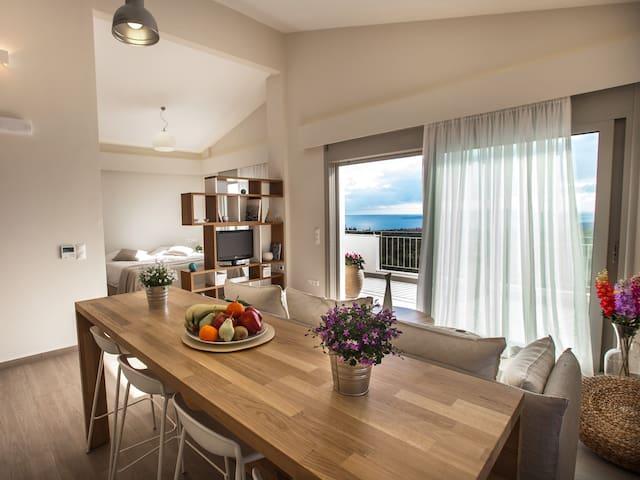 Family Suite - Foinikounta - Apartemen