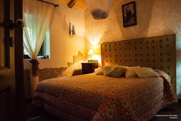 Villa Pioppi - Mascali - Houten huisje