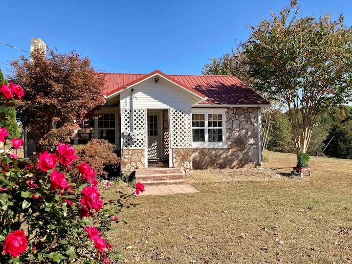 The Ozark Farmhouse