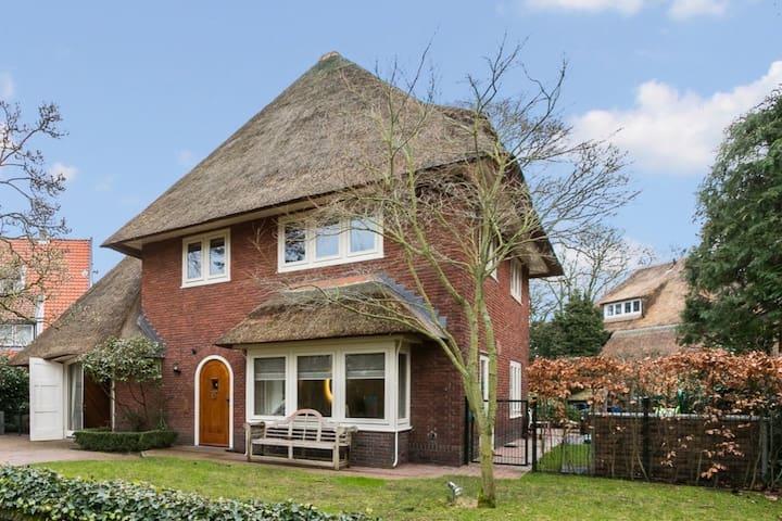 High End Villa, Zandvoort, 5 km from GP Formula 1