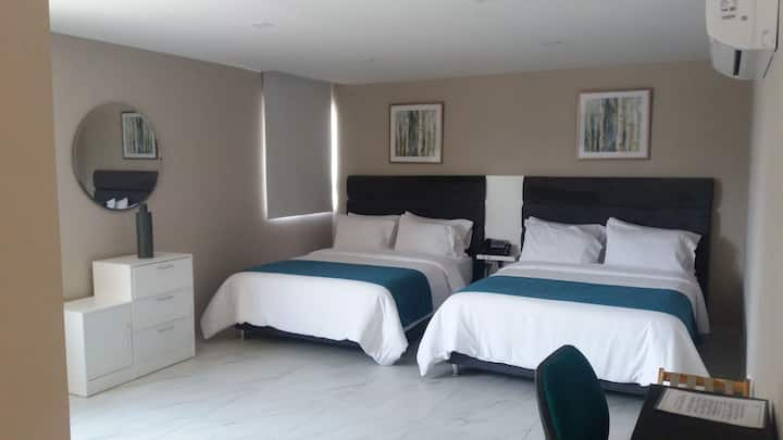 Deluxe Double Room OR Suites