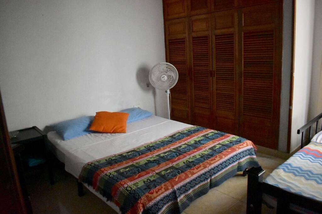 habitacion 1 .. 3 camas