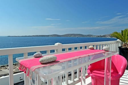 Sea Front Villa-Old Town of Paros