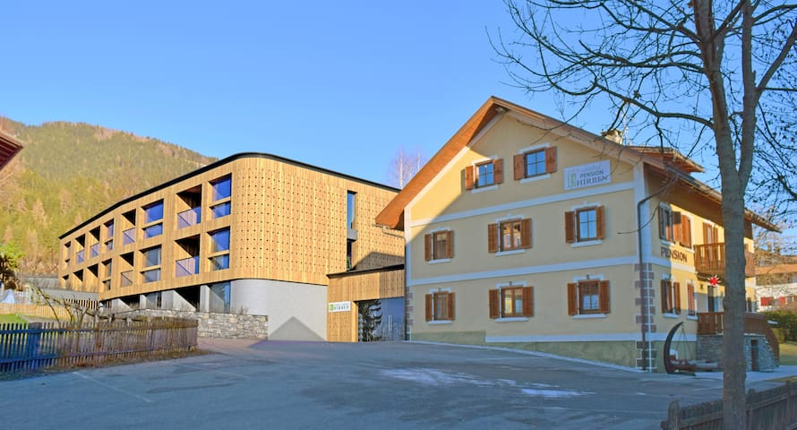 Vitalhof Hirben in the Dolomites - Niederdorf - Appartement