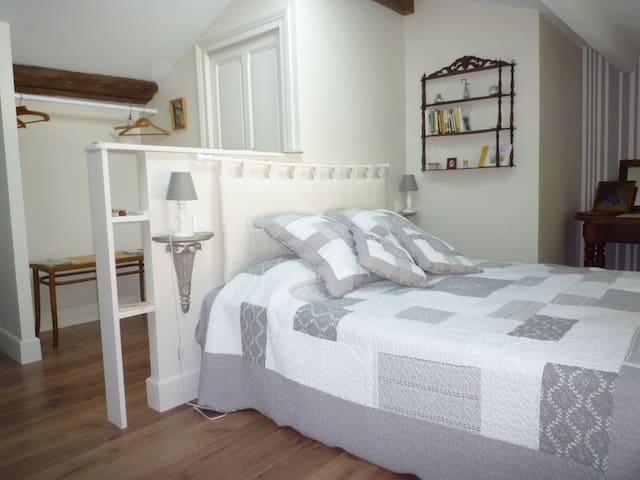 Chambre d'hôte de charme - Lyon - Bed & Breakfast