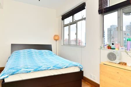 Light & Airy ❤️ HUGE Balcony ❤ 1BR