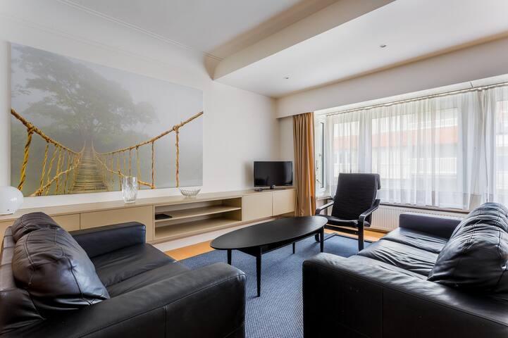 Appartementen met hotelservice à la carte
