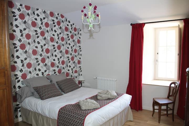 Belle chambre au caractère cosy EUSTACHE DU BELLAY