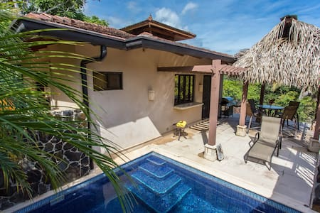 Pacific Breezes Villa w/ Pool!! - Dominical