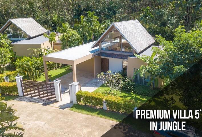 Premium Villa Casa Sakoo 5*