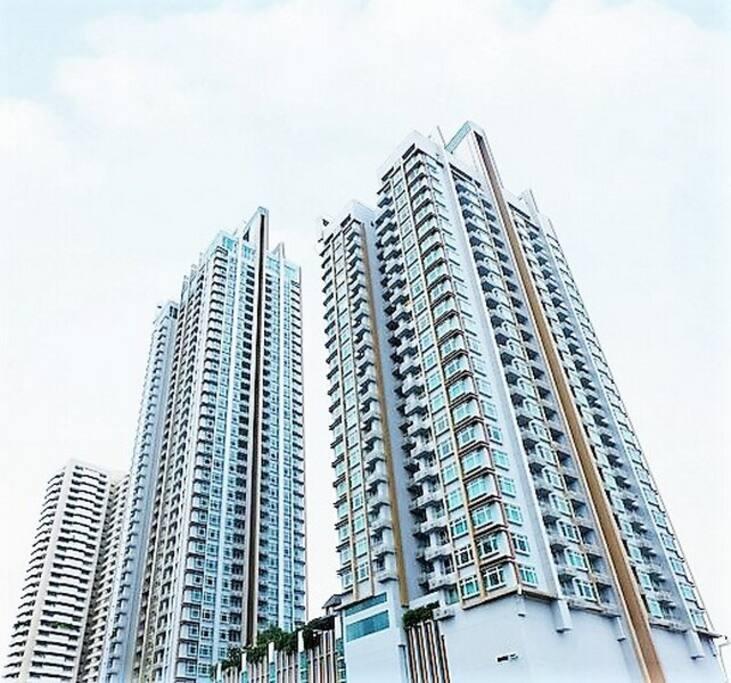 The Circle Condominium Tower 1 & 2
