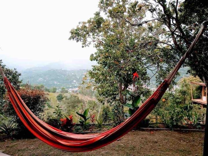 Un espacio para el descanso, muy cerca de Bogotá