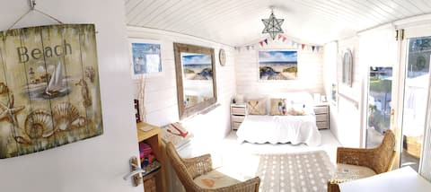 Beach Style Wooden Cabin ( This is not by the sea)