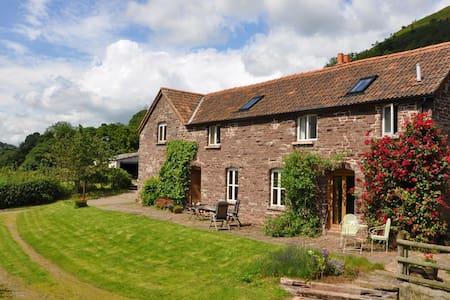Flagstone Cottage, Broadley Farm - Abergavenny