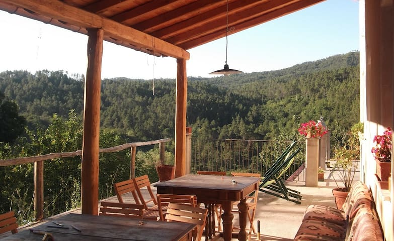 Eco-friendly Sustainable flat-Cinque Terre Liguria - Pavareto - Byt