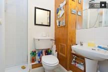 shower & WC