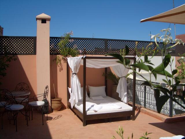 Riad Atman: Affordable luxury in Marrakech