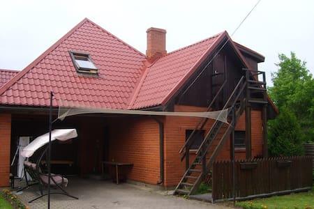 Lapmezciems cottage - Lapmežciems