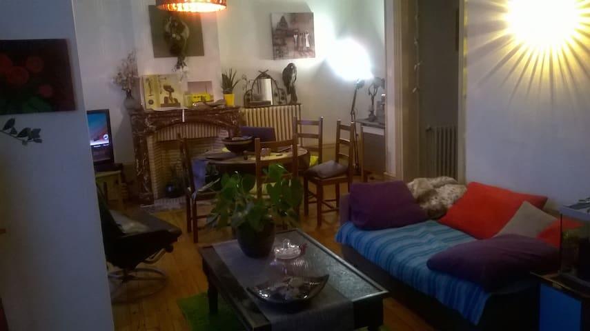 Charmant appartement - Saint-Étienne - Apartamento