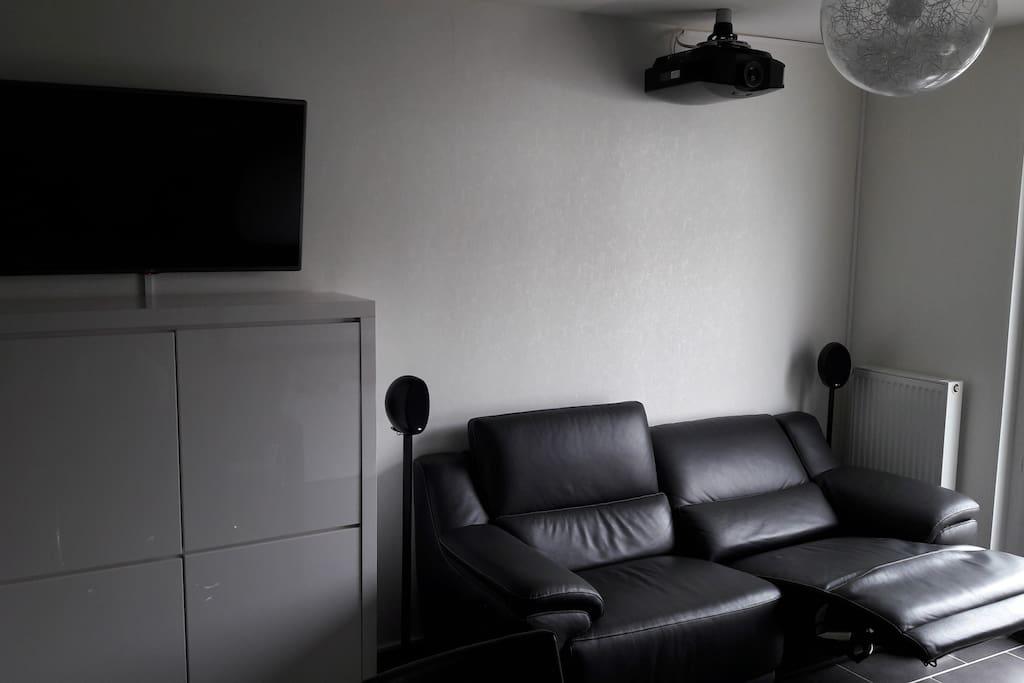 Canapé électrique