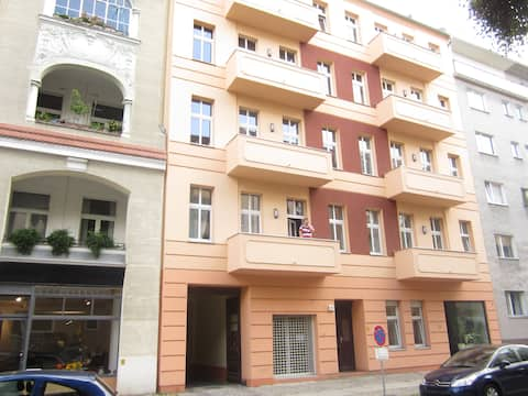 romantic apartment charlottenburg