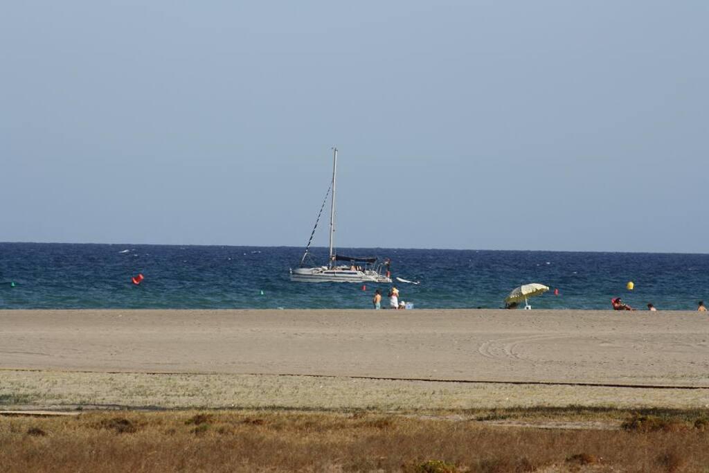 Playa  Las Marinas