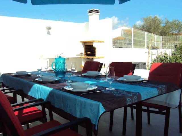 Villa V3-Praia, Complexo desportivo - Vila Real de Santo António - House