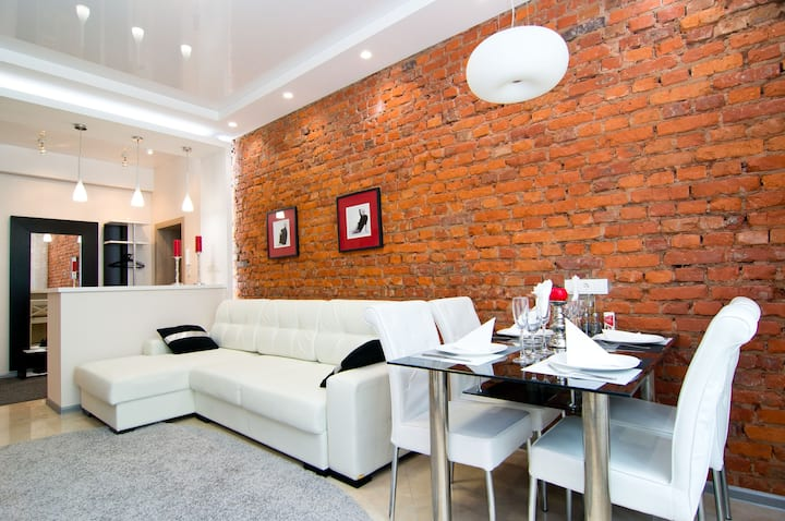 3 room apartment in center of Minsk