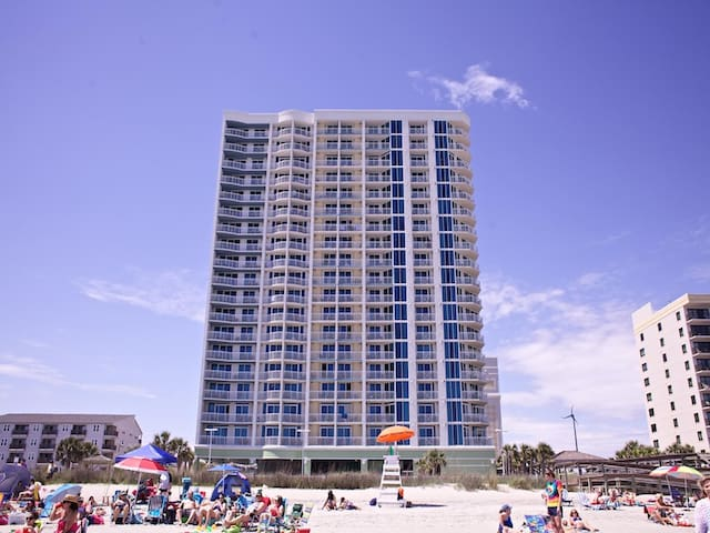Wyndham Towers on the Grove Studio Suite (1) - North Myrtle Beach - Paruh waktu