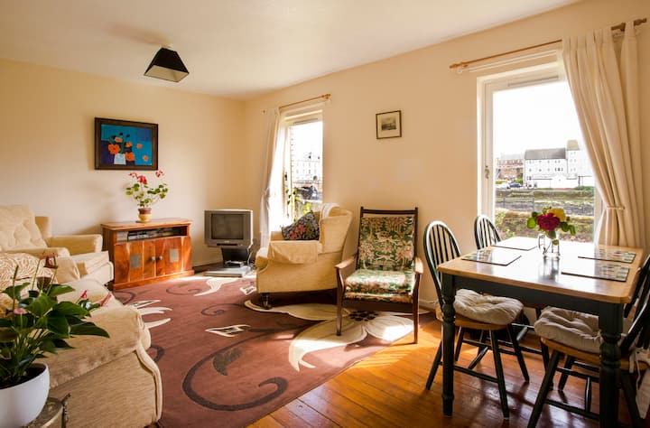 Bright and sunny Riverview central apartment