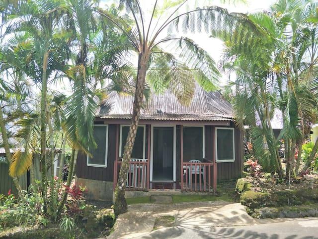 Samoa Hiltop Chalet 3 - Malololelei