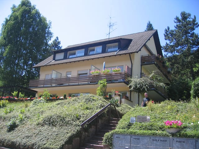 Bad Herrenalb Black Forest - Bad Herrenalb - Apartemen