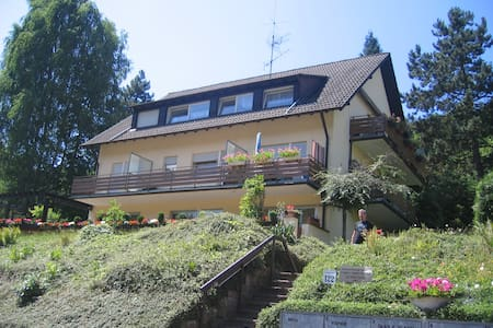 Bad Herrenalb Black Forest - Bad Herrenalb - Apartament