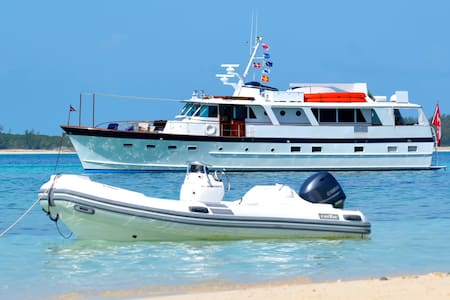Cruise the Exumas on a 70 ftYacht - Nassau - Barca