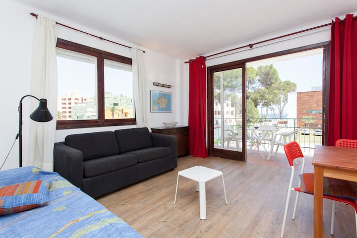 Apartment in Magaluf 2min to beach! - Magaluf - Daire
