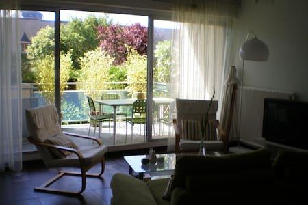 appart Plougonvelin - Rez de jardin - Plougonvelin - Wohnung