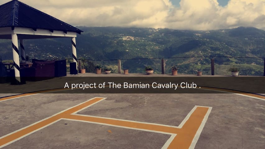 The Bamian Cavalry Lodge At Murree. - Barrian - Haus