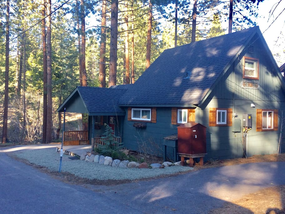 Tahoe Cabin Near Lake Northstar Kings Beach Cabins