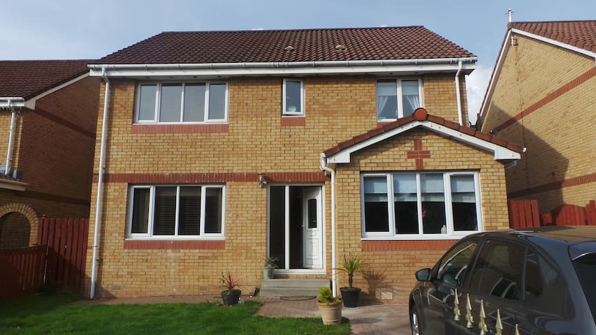 4 Bedroom House Commonwealth Games - Cambuslang - House