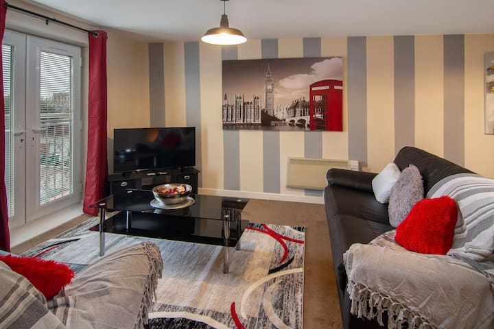 Stunning Luxury Accommodation Free Secure Parking