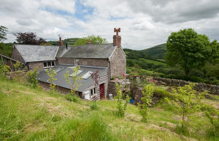 Black Mountains hideaway - Forest Coal Pit - Bed & Breakfast