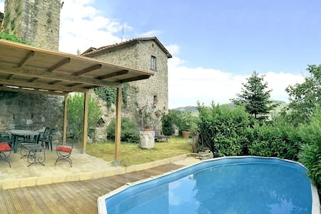 Rustic holiday home in Tuscany-T Ne - Lancio - Flat