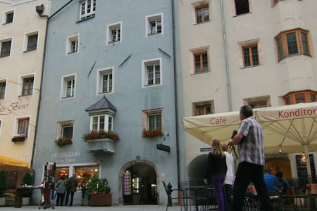 Lässiges Altstadt- Apartment -Tirol - Rattenberg - Apartment